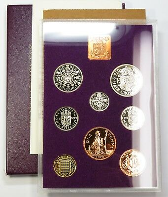 1970 Proof Set Coinage of Great Britain & Northern Ireland World Coin #18934D