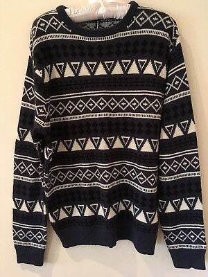 Dangerfield Jumper Size L Very Good Condition