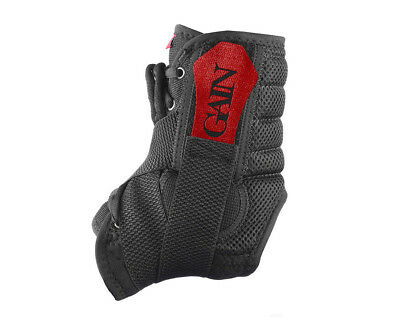 GAIN Ankle Support Single Left S/M Protective Gear - Protective Pads