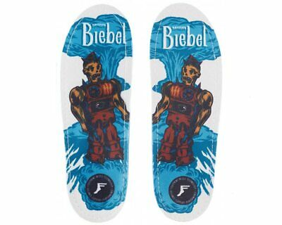NEW Footprint KF Orthotic Pro Insoles Biebel Robot Skate Impact Absorbing