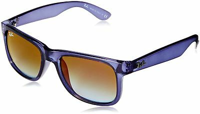 5ed8052cb4b Ray-Ban Men s Nylon Man Non-Polarized Iridium Rectangular Sunglasses