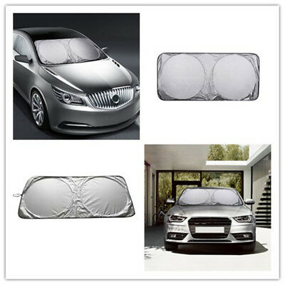 Car UV Protection Front Window Sun Shade Visor  Auto Windshield Cover Folding