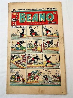 BEANO # 407 May 6th 1950 issue comic The