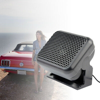 AU Portable Extension External Speaker NSP-100 with Speaker Max Power Black