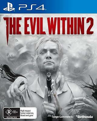 The Evil Within 2 PS4 Playstation 4 Game Brand New In Stock FAST FREE POSTAGE