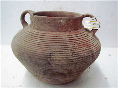 herodian terra cotta cooking pot p2350 masada