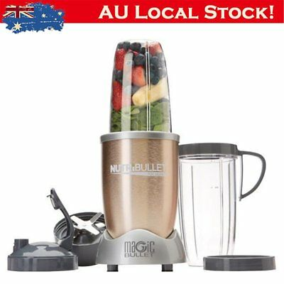 Nutribullet Pro 900W Vegetable Juicer Mixer Extractor Blender Xmas gifts AU ^~^