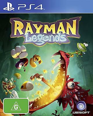 Rayman Legends PS4 Playstation 4 Game Brand New in Stock FREE FAST POSTAGE