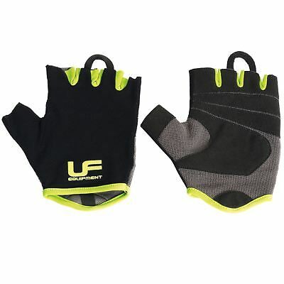 UFE Fitness Sport Training Workout Weight Lifting Gym Fingerless Exercise Gloves