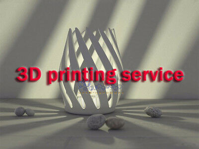 Industrial-grade 3D Printing Service High Precision Professional