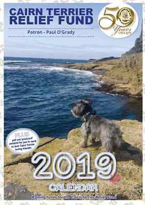 CAIRN TERRIER DOG RESCUE Our Own Official Cairn Terrier Calendar 2019