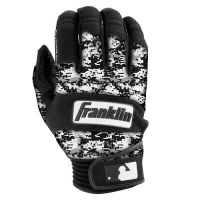 Franklin All-Weather Pro Batting Gloves Adult Pair