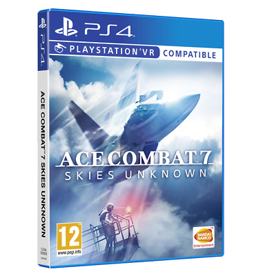 Ace Combat 7: Skies Unknown PS4 PAL In  Stock !