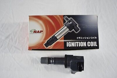 Made in Japan NAP Ignition Coil 9008019015 Fits Toyota Corolla 2000-2008