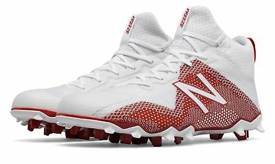New Balance Men's FreezeLX Shoes White with Red