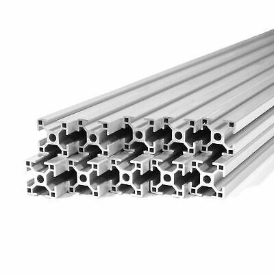 10 Pack ZYLtech 3030 30mm Aluminum Extrusion - 10X 1M