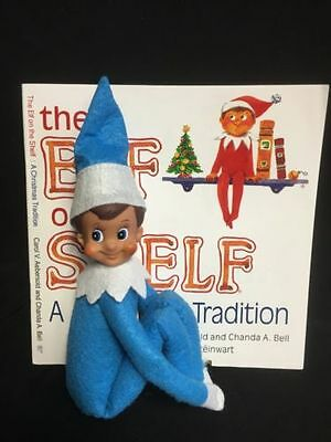 Elf Doll & Book