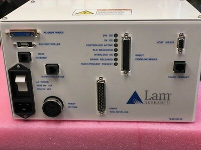 Lam Research 853-207429-201 Ac Power Controller
