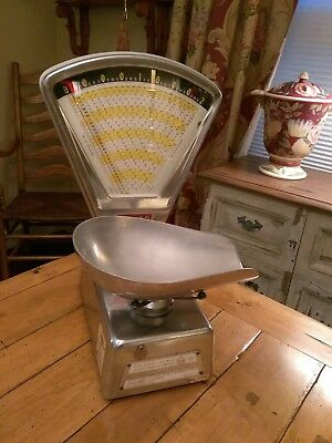 VINTAGE TOLEDO SCALE Model 3111 General Candy or Hardware Store - Excellent  Cond
