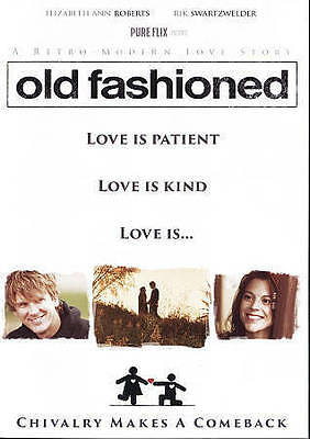 NEW Old Fashioned (DVD, 2015) Pure Flix A Retro Modern Love Story