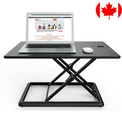 PrimeCables® Portable Height Adjustable Sit-Stand Desk Converter