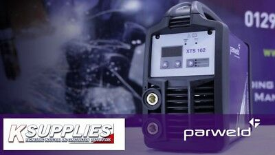 XTS162 230V Parweld inverter arc welder Tig Welder **3 year warranty**