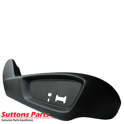 New Genuine Commodore Ve Lower Drivers Seat Trim Panel (Onyx) Part 92197864