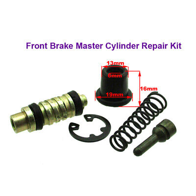 Front Brake Master Cylinder Repair Kit For CRF 250R 450R 250X 450X Dirt Pit Bike