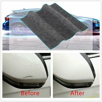 HOT New Amazing Remove scratches SCRATCH ERASER A Magical Cloth Car repair raCX