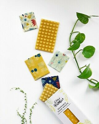 Little Bumble™ DIY Beeswax Wrap Kits: Pre-blended