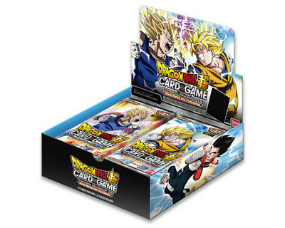 Dragon Ball Super Card Game - World Martial Arts Tournament - Tb04 - Booster Box
