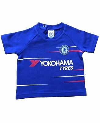 Chelsea FC Baby / Toddler Core Kit T-shirt | 2018/19 Season