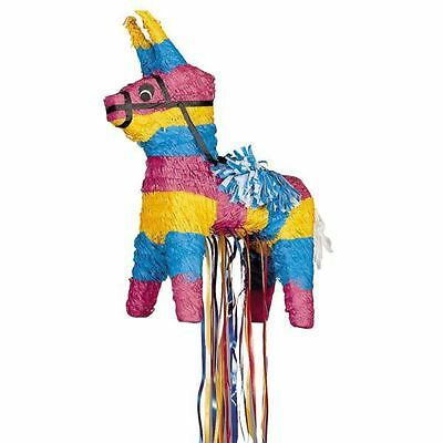 Donkey Pull Pinata Traditional Mexican Birthday Party Game