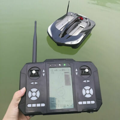 Remote Control R/C 500M Fishing Bait Boat with Sonar Fish Finder Autopilot GPS