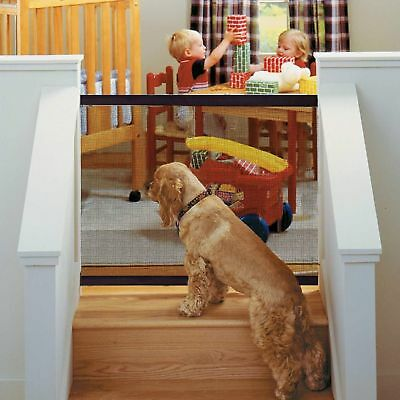 Magic-Gate Portable Safety Guard Magic Net for Puppy Pets Dog Cat 180*72cm