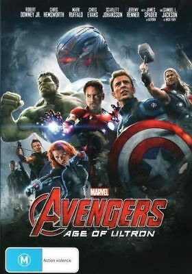 Avengers: Age Of Ultron DVD Marvel (New)