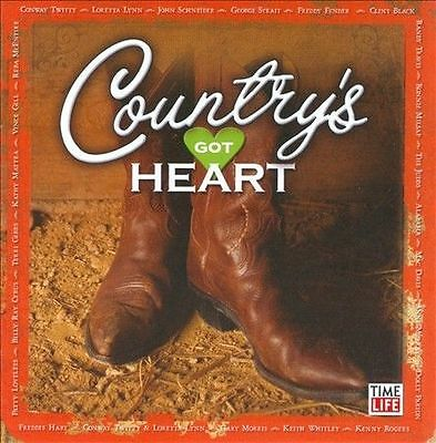 Country's Got Heart - I Still Believe in You (CD, 2010, 2-Disc Set)
