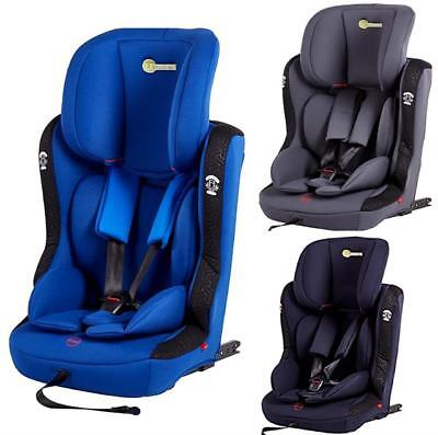 ISOFIX 3 in 1 Child Baby Car Seat Safety Booster For Group 1/2/3 9KG TO 36KG
