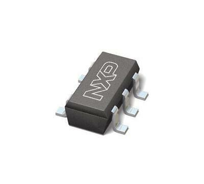 40 x NXP BZA820A,115, Quad Uni-Directional TVS Diode Array, 17W, 5-Pin