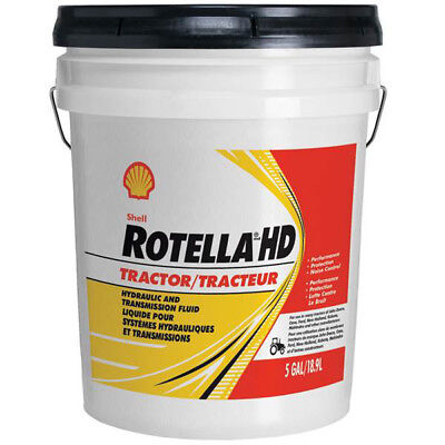Rotella HD Tractor [5-gal. Pail] 550039811