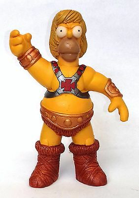 homer simpson parody he-man master of the universe mexican figure  resin