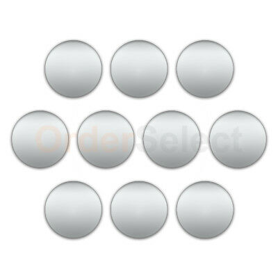 "10X Selfie Small Mirror Circle 2"" Anti-Scratch for iPhone /Android Cell Phone"
