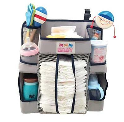 Nursery Organizer & Baby Diaper  Diaper Caddy  Universal Fit
