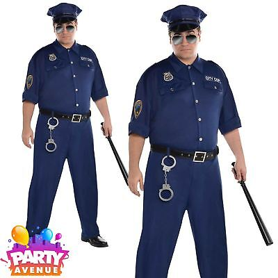 Can find adult policeman costume for the