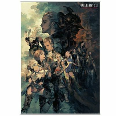 Final Fantasy 12 Zodiac Age Wall Scroll