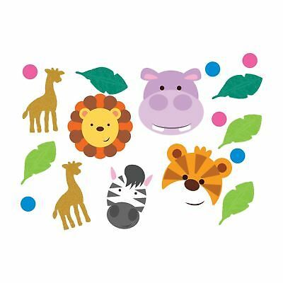14g Table Confetti Birthday Party Animal Jungle Table Decorations Lion Tiger