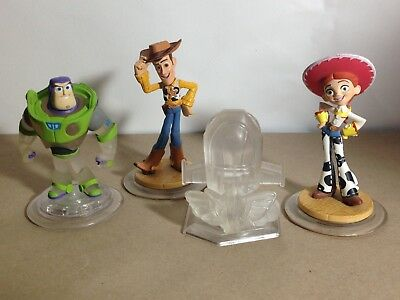 Disney Infinity Starter Pack Toy Story Playset Woody Xbox 360 One PS3 PS4 Wii U