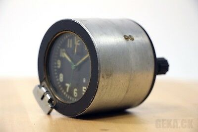 Good! AVR-M B Clock for the Soviet tanks MADE in USSR AChS, Aircraft, MIG, RARE
