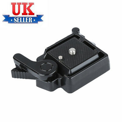 Quick Release Plate for Giottos MH630 Camera Mount MH7002-630 MH5011 UK Seller