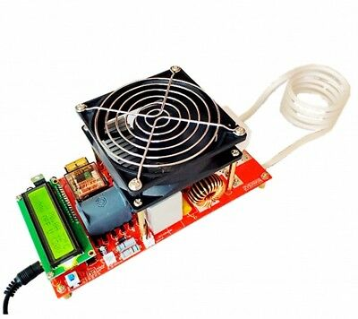 ZVS 2000W High Voltage Induction Heater Module Flyback Driver Heating Board New